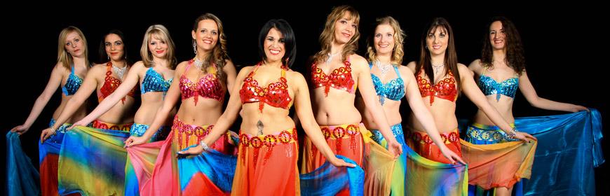 danseuse orientale houria