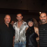 Yousry Shariff Kazafi & Tito Seif festival Hesk Besk Venise 2010