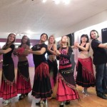 workshop Flamenco avec Houria